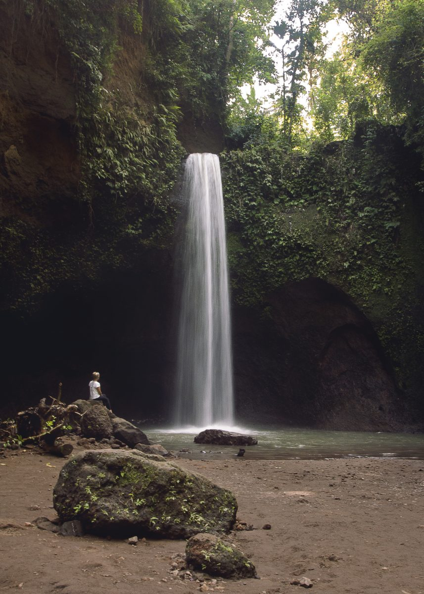 Tibumana Waterfall