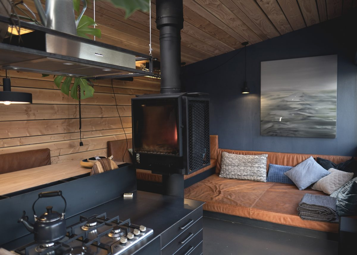 Cabin 3 Getaway Deluxe